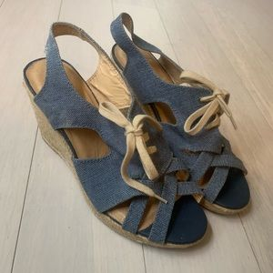 Bella-Vita Slingback Wedge